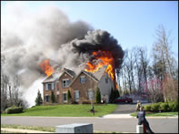SMOKE & FIRE DAMAGE CLEANING SERVICE